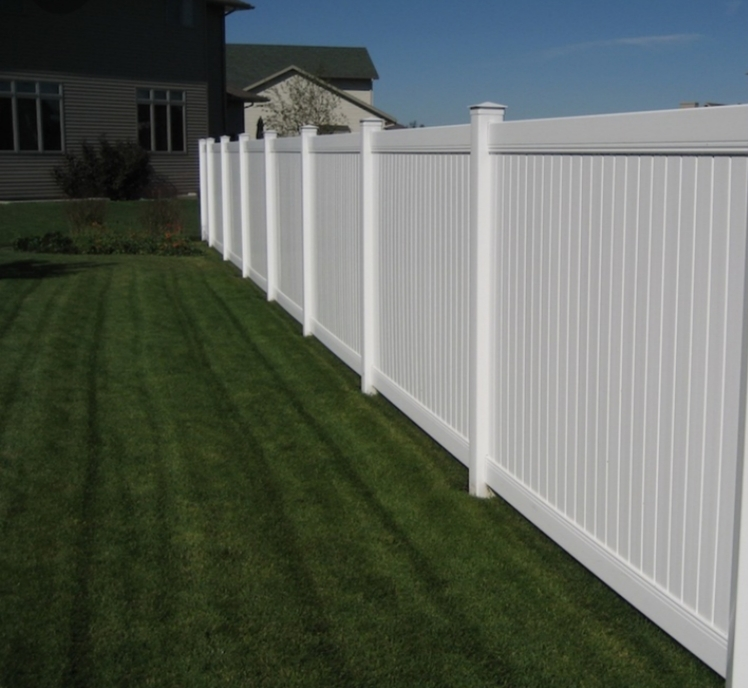 PVC Fence Installation in Lubbock, Texas