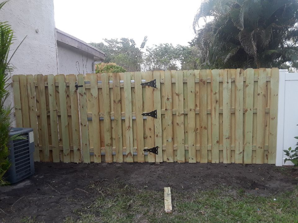 Best Wood Fence Installation in Lubbock, TX