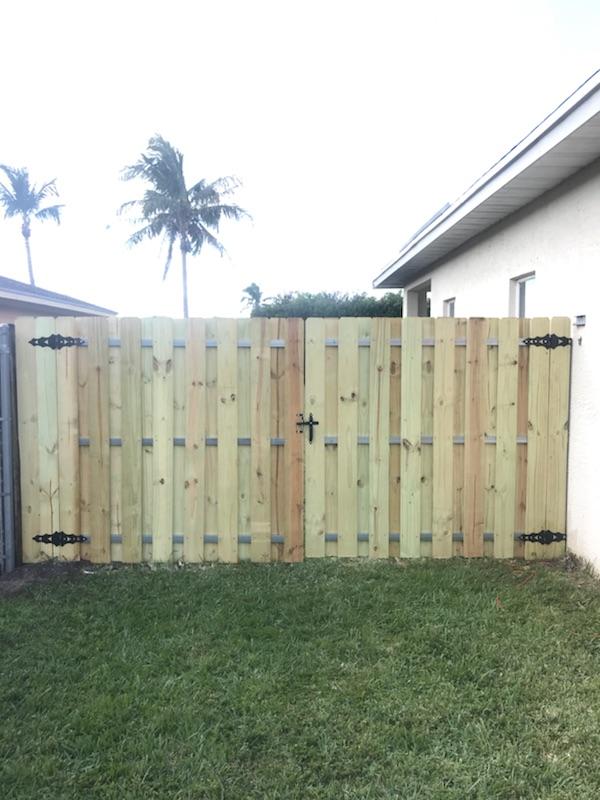 Fence Repair Company in Lubbock Texas