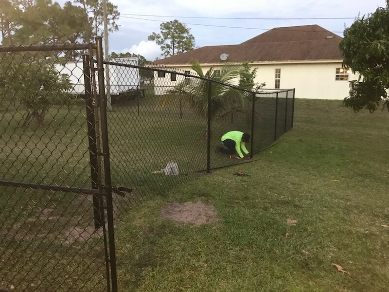 Best Chain Link Fence Repair in Lubbock County